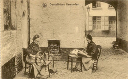 BRUGGE ?? - Dentellières Flamandes. - Brugge