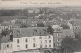 N°5690 R -cpa Arlon-panorama -vue Vers L'église Des Jésuites- - Aarlen
