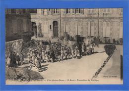 22 COTES DU NORD - LE VAL ANDRE Villa Notre-Dame, 15 Août Formation Du Cortège (voir Descriptif) - Pléneuf-Val-André