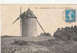 CARTE POSTALE   COUR-CHEVERNY 41  Le Vieux Moulin - Sonstige Gemeinden