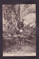 CPA Nouvelle Calédonie Type New Calédonia écrite Enfants Canaques - New Caledonia