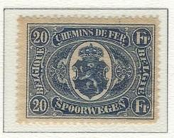 COB  TR 134   (MH)   Cote 240,00 Euros - 1915-1921