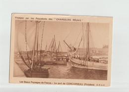 29 LE PORT DE CONCARNEAU - Concarneau