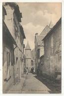 27 - PACY-SUR-EURE - La Rue Des Crieurs Et L'Eglise - ND 235 - Pacy-sur-Eure