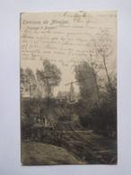 Environs De Nivelles 1906 Paysage à Baulers - Nivelles
