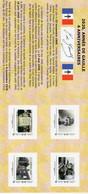 GENERAL DE GAULLE: COLLECTOR DE 4 MONTRIMBRAMO Différents 2020 ANNEE DE GAULLE Visuel 1 - De Gaulle (General)