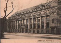 ! Alte Ansichtskarte Magdeburg Commerzbank AG, Otto Von Guericke Str. 27-28, Bankgebäude - Magdeburg
