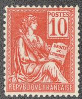 France - Yvert N°112 Neuf * - 1900-02 Mouchon