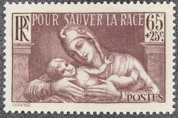 France - Yvert N°356 Neuf * - Zonder Classificatie