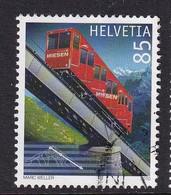 Switserland 2010, Train, Minr 2151 Vfu. - Gebraucht