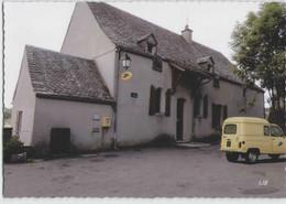 CPM 15 SAINT URCIZE ... La Poste (Livenais) Renault 4 - Other Municipalities