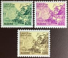 Algeria 1977 Landscapes MNH - Algeria (1962-...)