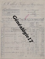 08 0663 VRIGNE AUX BOIS ARDENNES 1914 Maison L. TILLET  Des Usines De SEDAN - NAMUR BELGIQUE Usine A BOURGEOIS - 1900 – 1949