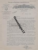 13 3075 SALON DE PROVENCE 1925 Huiles Graisses Industrielles GUTTIN FILS De NEW YOK AMERIQUE Huile Russe - 1900 – 1949