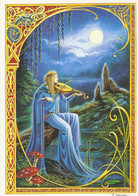 I 970 , Florence MAGNIN , Fantasy , Banshees ,  Fairies , CPM,  10 X 15 Cm , New - Non Classificati