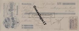 13 1324 EYGUIERES BOUCHES DU RHONE 1911 Huiles Savons LOUIS GARCIN ( Huile Savon ) A GOURDON - Wechsel