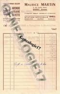23 0017 GUERET Ets MAURICE MARTIN Conc ARONDE Et  ARIANE Et  VEDETTE SIMCA 31 Rue Eugene France 1960 Dest M. V - 1900 – 1949