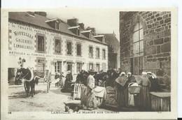 LAMBALLE - Le Marché Aux Cochons - Lamballe