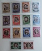Concilie Van Trente 400 Jaar 1946 Mi 126-139 Yv 128-139 E9-E10 POSTFRIS / MNH / ** VATICANO VATICAN VATICAAN - Vatican