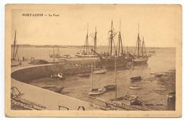 Port Louis, Le Port, France, Postcard, CPA, Unused - Ohne Zuordnung