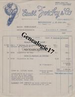 38 2639 BOURGOIN ISERE 1941 Maison ZWICKY  A TONDU PASQUET - 1900 – 1949