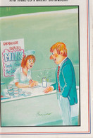 "Unused LC Comic Pierino Card  ""now Wash Your Hands!"" - Fumetti"