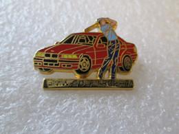 PIN'S   BMW  GOLF  TROPHY  Arthus  Bertrand - BMW