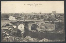 +++ CPA - DIXMUDE - DIKSMUIDE - Pont De Beerst - Préoblitéré - Préo Arlon  // - Diksmuide
