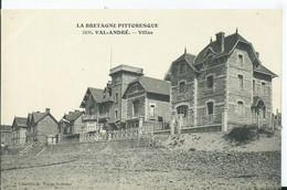 VAL ANDRE - Villas - Pléneuf-Val-André