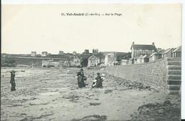 VAL ANDRE - Sur La Plage - Pléneuf-Val-André