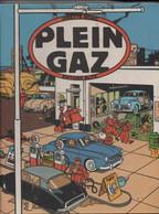 BD  100 Ans D'automobile Française Dans La Bande Dessinée Par JOSETTE SICSIC 90 Pages Format 29 X 22 - Original Drawings