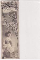 Thun - A.Hading - Fotokarte Im Kleinstformat - Als Postkarte Gelaufen 1905     (01002) - BE Berne