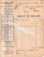 69 2246 FLEURIEU SUR SOANE ( Et  LYON ) 1915 Maison OUTREMER GUIMET Inventeur - 1 Place De La Misericorde à GERMAI - 1900 – 1949