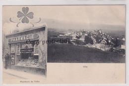 Orbe - Pharmacie Du Trèfle - 1908     (01002) - VD Vaud