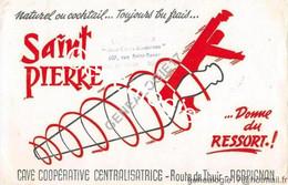 66 0566 0PERPIGNAN PYRENEES 19.. CAVE COOPERATIVE CENTRALISATRICE Route De Thuir  - SAINT PIERRE Mr FLECHES De ROUEN - S