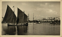 Pola, Porto. Barcos Boats Bateau Navire - Sailing Vessels