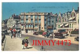 CPA - LES SABLES-D'OLONNE En 1950 - La Place Foch ( Rue Bien Animée ) 85 Vendée - N° 2272 - Edit. A. D. I. A. - Sables D'Olonne
