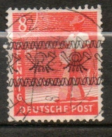 ALLEMAGNE AA  8p Rouge 1948 N°23 - Bizone