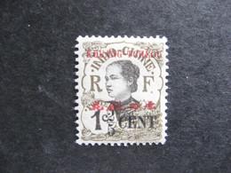 Kouang-Tchéou:  N° 35. Neuf X. - Unused Stamps