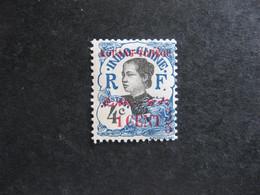 Kouang-Tchéou:  N° 37. Neuf X. - Unused Stamps