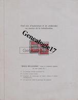 85 0168 FONTENAY LE COMTE VENDEE 19.. Publicité MOTO RENE GUILLER S.A Rue Republique Et Publicité HUILE MOTUL - Motorräder