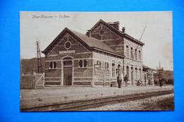Hour-Havennes : La Gare Animée - Houyet