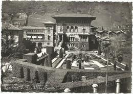 O3596 Gardone Val Trompia (Brescia) - Villa Beretta / Viaggiata 1955 - Autres Villes