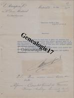 96 1491 CANADA MONTREAL 1915 E. RAMPON Cie Saint Denis à OLLIER - Canadá