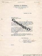 96 1302 CANADA QUEBEC SAINT LOUIS Les Maskoutains 1933 Attorneys And Counselors At Low CALLAHAN Et  CALLAHAN Rober - Canadá