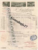 96 0051 ALGERIE SAINT EUGENE ORAN Viticulteur F. SENECLAUZE 1932 TB Photos - Non Classificati