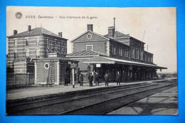 Gembloux 1910: La Gare Animée - Gembloux