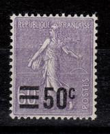 Semeuse YV 223 N** Cote 2,90 Euros - Nuevos
