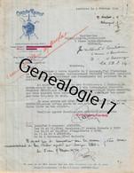 92 1776 ASNIERES SEINE 1932 CIRQUE RANCY Gerant ANDRE RANCY Et MAURICE COUCHEMANN Rue Chateaudun A GOUNOUILHOU - 1900 – 1949