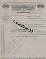 93 0970 SAINT DENIS SEINE 1911 Calendriers Et Fantaisie Reclame LEOPOLD VERGER Bd Ornano Et PARIS Fbg Poissonniere - Printing & Stationeries